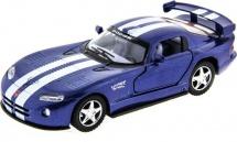 Машинка Kinsmart Dodge Viper, синий