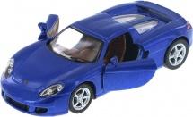 Машинка Kinsmart Porsche Carrera GT, цвет микс