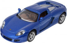 Машинка Kinsmart Porsche Carrera GT, синий