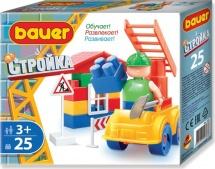 Конструктор Bauer Стройка 25 элементов