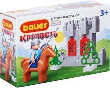Конструктор Bauer Крепость Всадник 41 элементов