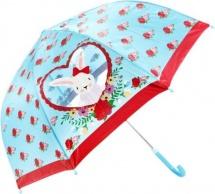 Зонт Mary Poppins  Rose Bunny с окошком 70 см