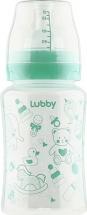 Бутылочка Lubby Малыши и Малышки Классика 250 мл