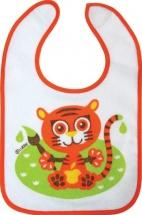 Слюнявчики Lubby В мире животных набор 3шт