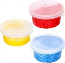 Пластилин шариковый Color Puppy 3 цвета по 25 г