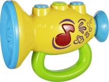 Музыкальная игрушка Жирафики Труба