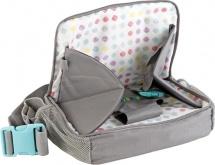 Стульчик-сумка Жирафики для кормления и путешествий с пеленальной площадкой, от 6 месяцев
