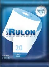 Туалетная бумага Mon Rulon влажная 20 шт