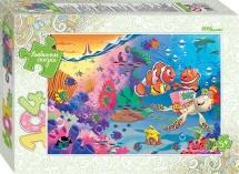 Пазлы Steppuzzle Подводный мир 104 элементов