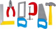 Набор инструментов Технок 6 предметов