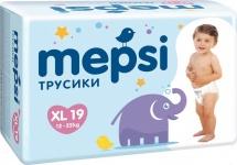 Трусики Mepsi XL (12-22 кг) 19 шт