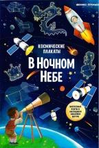 Космические плакаты Феникс В ночном небе
