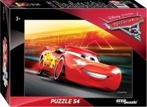 Пазл StepPuzzle Disney Тачки 54 элемента