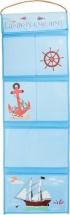Кармашки для детского сада в шкафчик Самому смелому 94х30 см