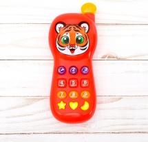 Телефон Забияка Добрый друг Тигренок