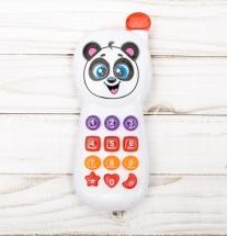 Телефон Забияка Веселый друг Панда