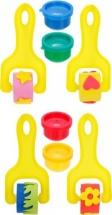 Набор для творчества Color Puppy с пальчиковыми красками