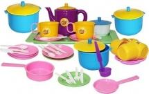 Набор посуды Пластмастер Позови гостей