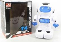 Робот-танцор, световые и звуковые эффекты