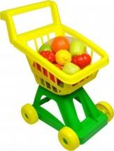 Тележка Совтехстром с фруктами и овощами