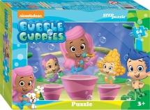 Пазлы Steppuzzle Гуппи и пузырики 54 элемента