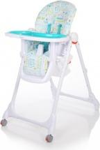 Стульчик для кормления Baby Care Fiesta, синий