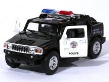 Машинка Kinsmart Hummer Н2 Полиция