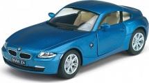 Машинка Kinsmart BMW Z4 купе, цвет микс