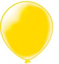 """Воздушный шарик 12""""/30см Пастель Желтый 1 шт"""