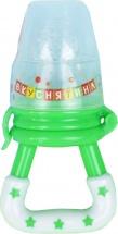 Ниблер Mum&Baby Вкуснятина силиконовый, зелёный