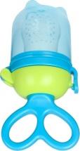 Ниблер Mum&Baby силиконовый, голубой