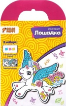 Набор для аппликации Color Puppy Лошадка