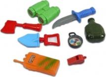 Набор походных инструментов, 8 предметов