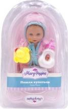 Кукла Mary Poppins Милли 20см с ванночкой