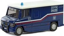 Машина Пламенный мотор Фургон Почта световые и звуковые эффекты