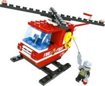 Конструктор Ausini Пожарные 95 деталей