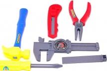 Набор инструментов Кузя Молотков 6 предметов