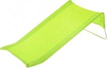 Горка для купания из махры, цвет зелёный
