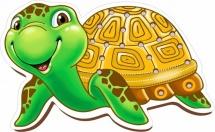 Шнуровка WoodLand Черепаха