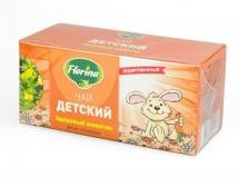 """Детский фиточай """"Здоровый животик"""", Florina"""