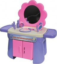 Туалетный столик Совтехстром Моя парикмахерская 17 предметов