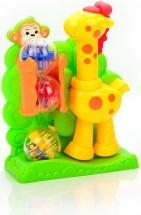 Развивающая игра с шариками Mioshi Жираф