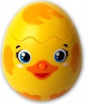 Музыкальная игрушка Азбукварик Яйцо-сюрприз Цыпленок
