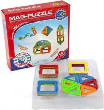 Магнитный конструктор 3D 14 деталей