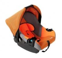 """Автокресло Siger """"Эгида"""", 0-13 кг, оранжевый"""