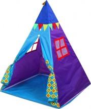 Палатка игровая Индейский типи с фонариком, 100х100х130 см