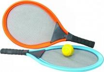 Набор для тенниса ракетки и мячик 27x54см