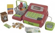 Касса Halsall Toys International Smart, красный