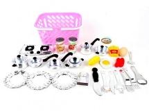 Игровой набор Хозяйка 33 предмета в сетке