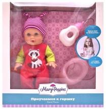 Кукла Mary Poppins Милли Приучаемся к горшку 20см
